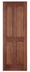 無垢建具 室内ドアad06