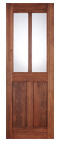 無垢建具 室内ドアad08