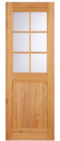 無垢建具 室内ドアsd09