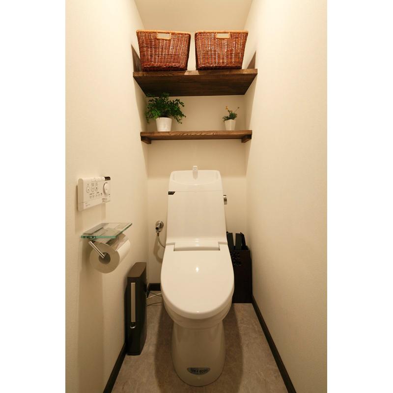 トイレ収納究極のプライベート空間を素敵にするアイディアまとめ Izilook