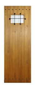 無垢建具 室内ドア アイアンシリーズ ID01