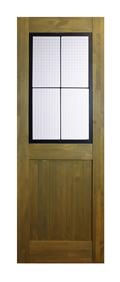 無垢建具 室内ドア アイアンシリーズ ID02