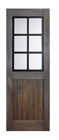 無垢建具 室内ドア アイアンシリーズ ID03
