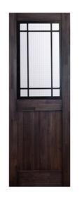 無垢建具 室内ドア アイアンシリーズ ID04