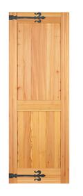 無垢建具 室内ドア アイアンシリーズ ID06