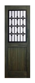 無垢建具 室内ドア アイアンシリーズ ID07