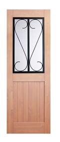 無垢建具 室内ドア アイアンシリーズ ID08