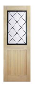 無垢建具 室内ドア アイアンシリーズ ID09