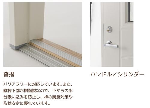 ドアオプションパーツ